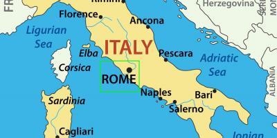 Rim Kartica Kartica Rima Lazio Italija